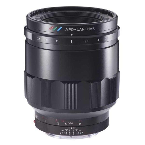 Voigtländer Macro APO-Lanthar 2,0/65 mm Objektiv für Sony E Mount, schwarz