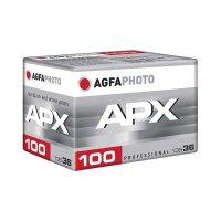 Agfaphoto S/W Film APX 100, 135/36 Kleinbildfilm  (MHD...