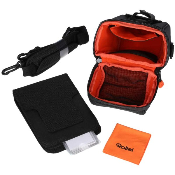 Rollei Rechteckfilter Tasche robuste Filtertasche FX + Mark II 100mm