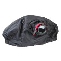 Matin Deluxe Regenschutzhülle V2 schwarz