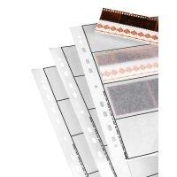 Negativ Ablageblätter Pergamin, 25 Blatt für 4...