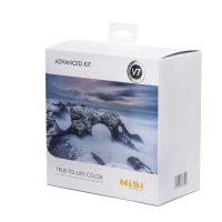 NiSi® 100 mm Advanced Kit III V6 Halter + 6 Filter +...
