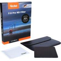 Rollei F:X Pro 100 | ND Graufilter ND64 (ND 1,8 | 6...