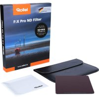Rollei F:X Pro 100 | ND Graufilter ND1000 (ND 3,0 | 10...
