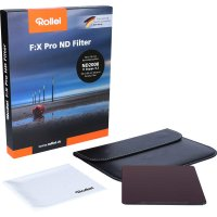 Rollei F:X Pro 100 | ND Graufilter ND2000 (ND 3,3 | 11...