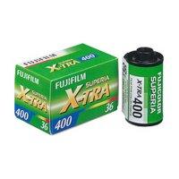 Fuji Superia 400 X-TRA Negativ Farbfilm 135/36...