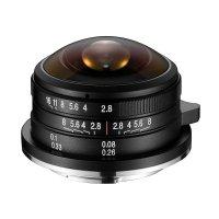LAOWA 4mm f/2,8 Circular Fisheye für Canon EF-M