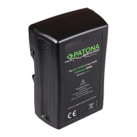 Patona Premium V-Mount Akku wie BP-190WS 13200 mAh | 14,4 V