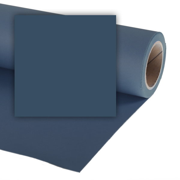 Colorama Hintergrundkarton 1,35 x 11 m (79) Oxfordblue