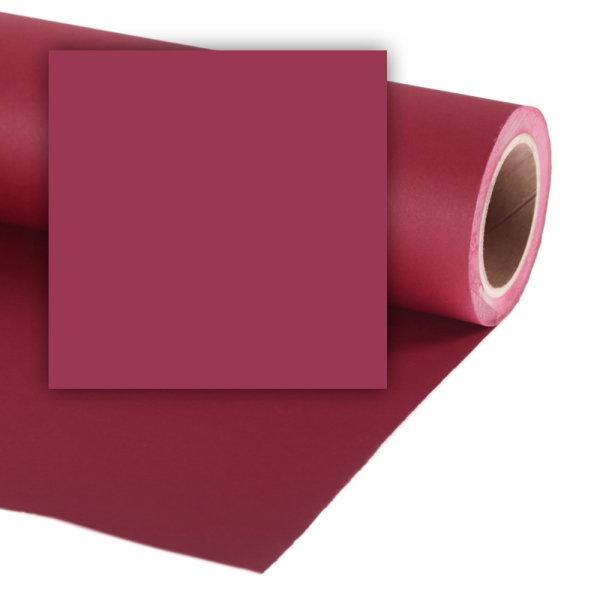 Colorama Hintergrundkarton 1,35 x 11 m (73) Crimson