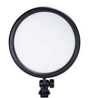 LED Video Flächenleuchte 120VCR rund, 16 cm
