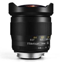 TTArtisan M 11 mm f/2,8 | Objektiv für Leica M Bajonett
