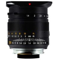TTArtisan M 35 mm f/1,4 | Objektiv für Leica M Bajonett