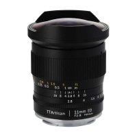 TTArtisan 11 mm f/2,8 | Objektiv für Canon RF