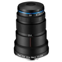 LAOWA 25 mm, f/2,8 Ultra Macro 2,5-5x für Sony E